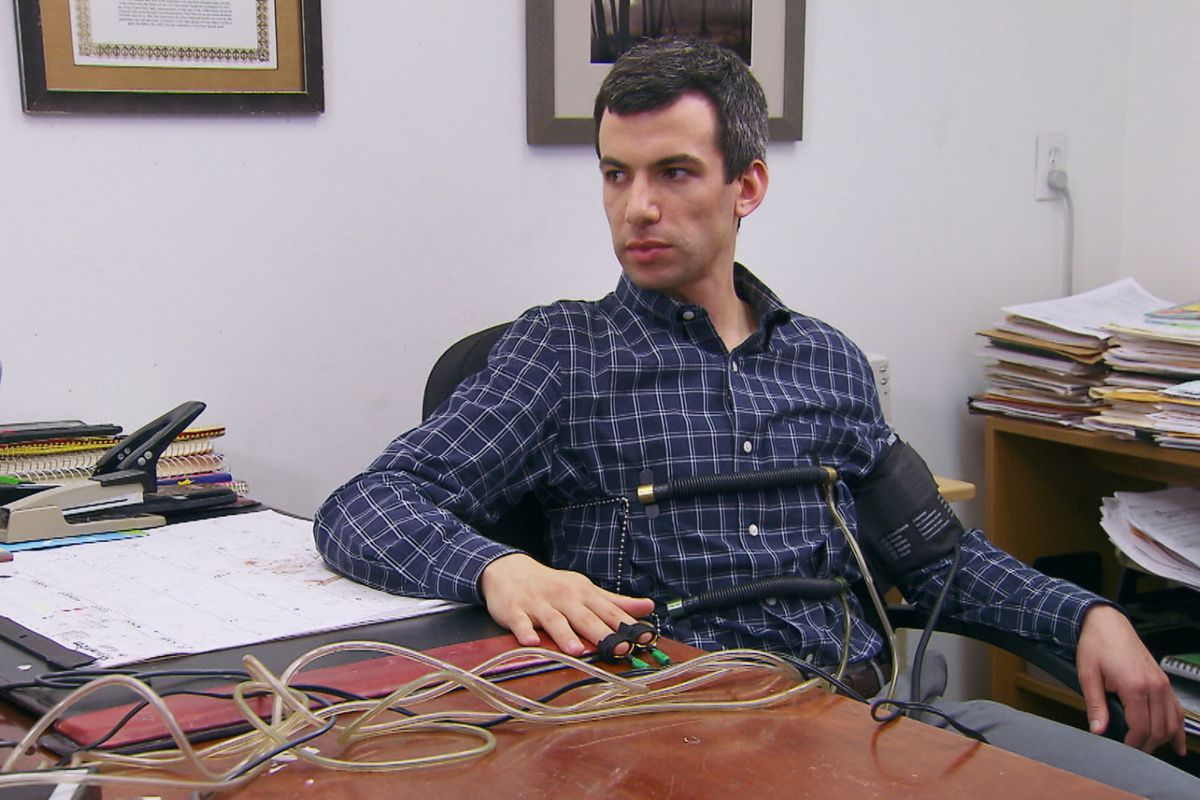 Nathan Fielder of Nathan For You
