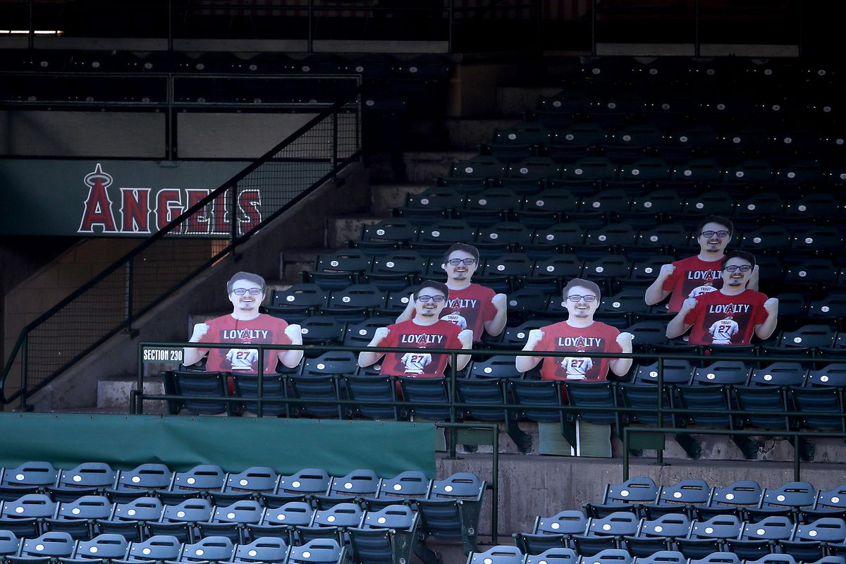 Mlb Camps Cardboard Cutouts At Ballparks Offer All Sorts Of Possibilities Chicago Sun Times