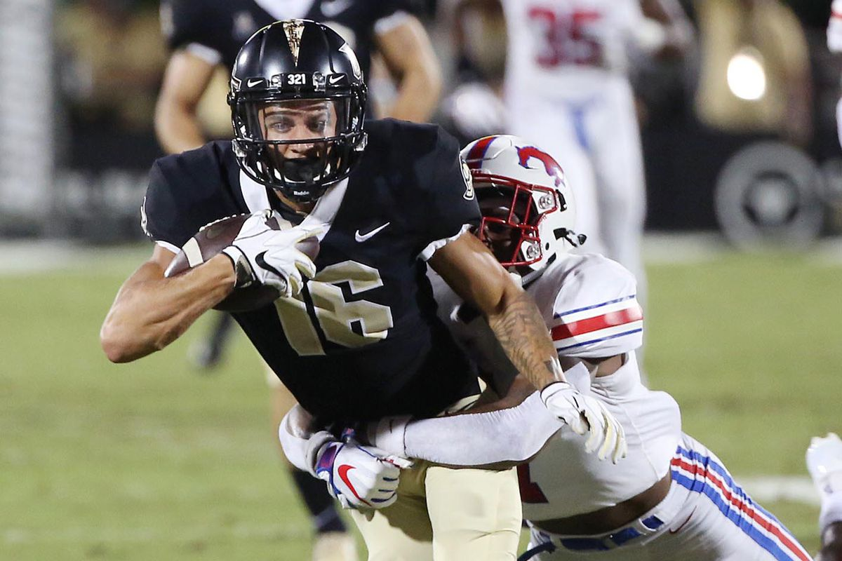 Southern Methodist at Central Florida