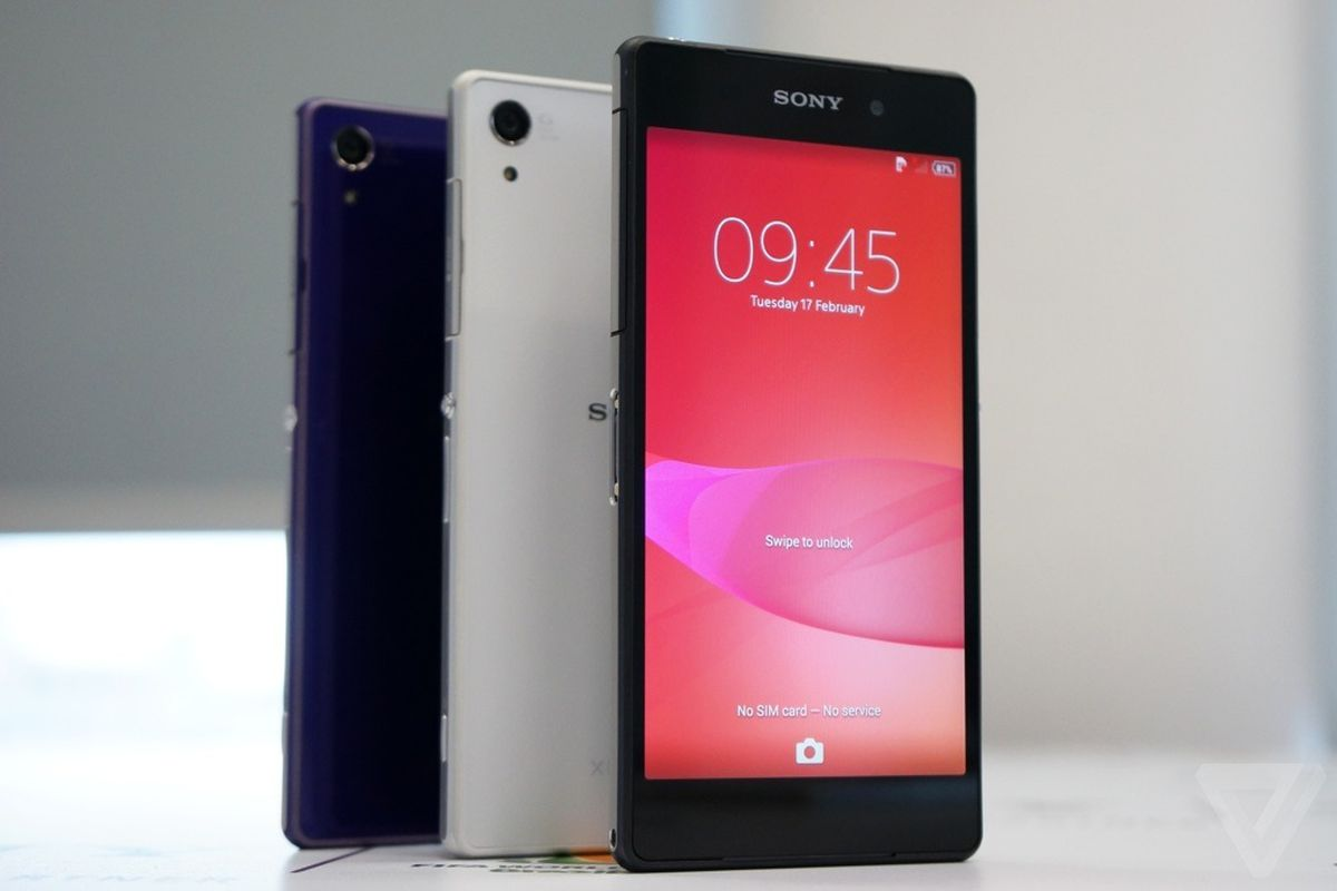 Sony's Xperia Z2 introduces a brilliant new display to the ...