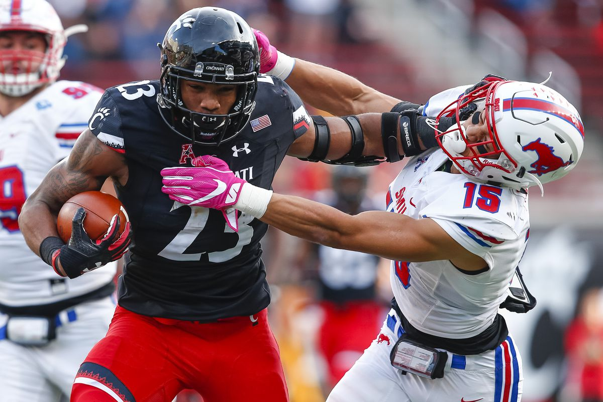 What We Learned From Cincinnati S Overtime Loss To Smu Down The Drive