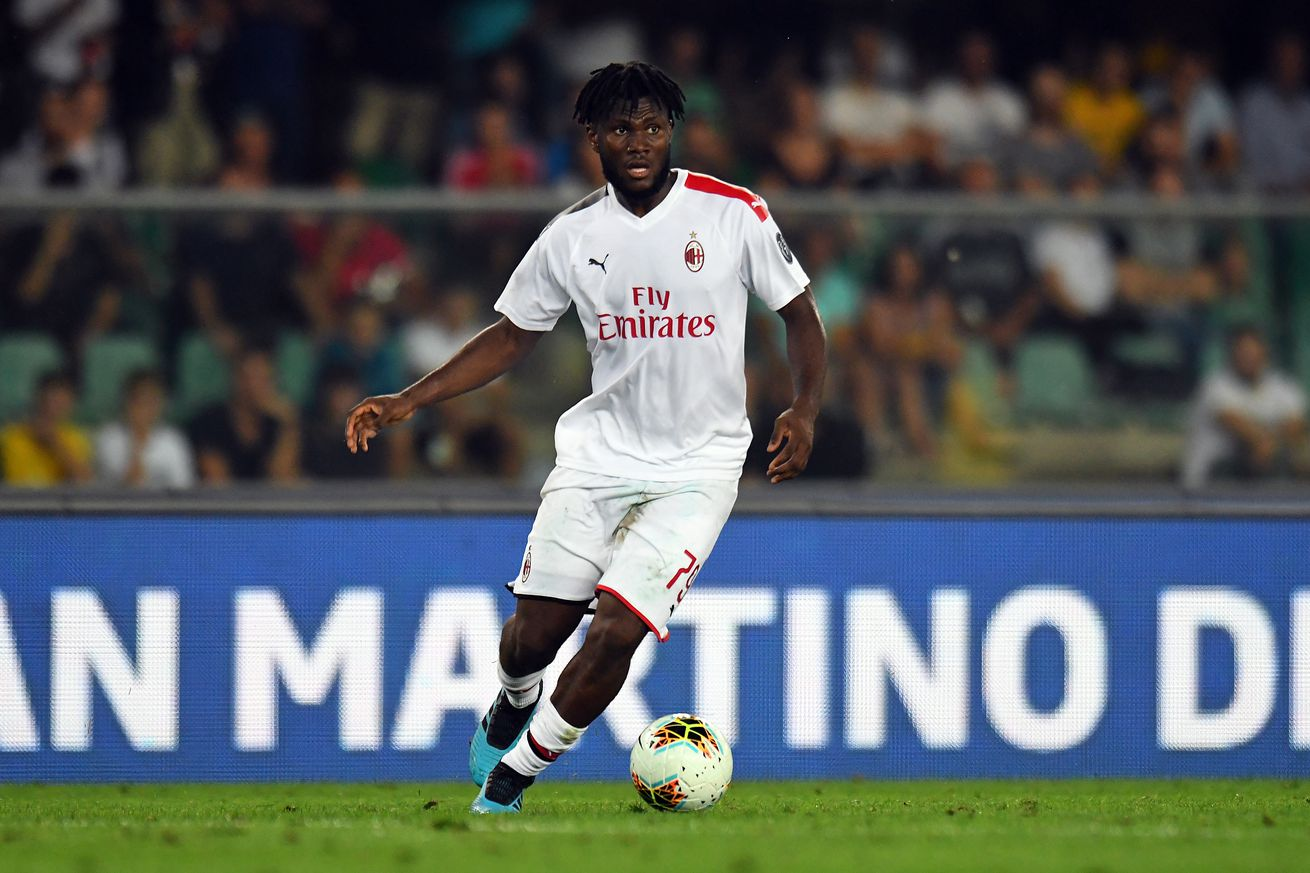 Rossoneri Round-Up for Sept 17: Italian Clubs Stand in Solidarity with Franck Kessie Against Racism