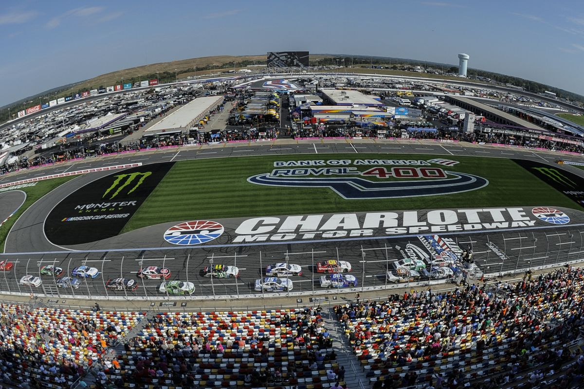NASCAR hope to run the Coca-Cola 600 at Charlotte Motor Speedway on May 24.