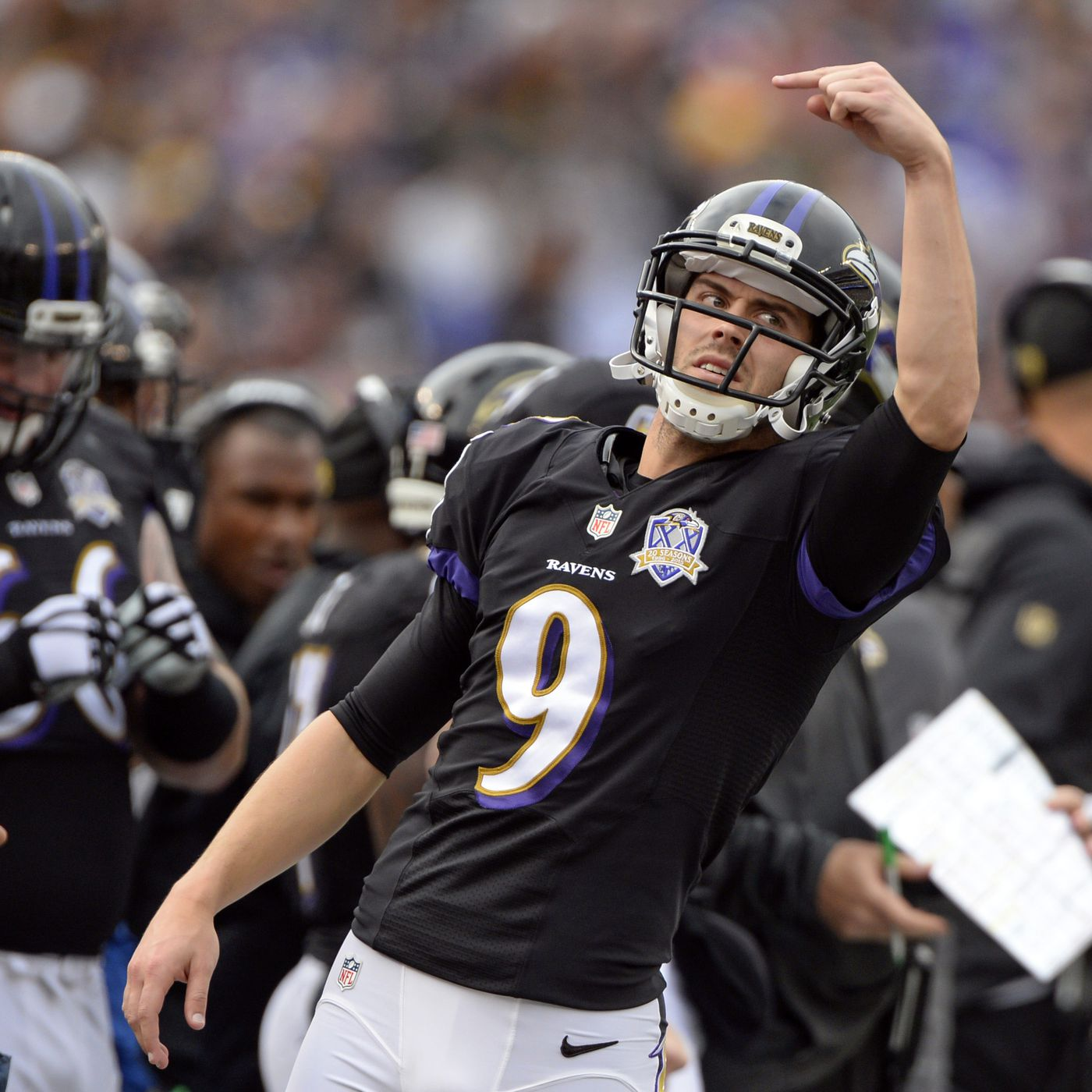 quality design b58a6 6869f Ravens to break out black jerseys against Steelers ...