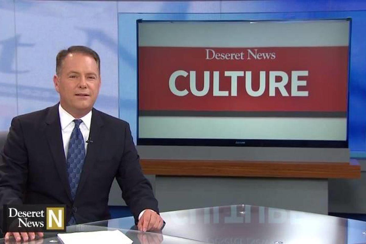 Dave McCann hosts the 'Deseret News National Edition.'