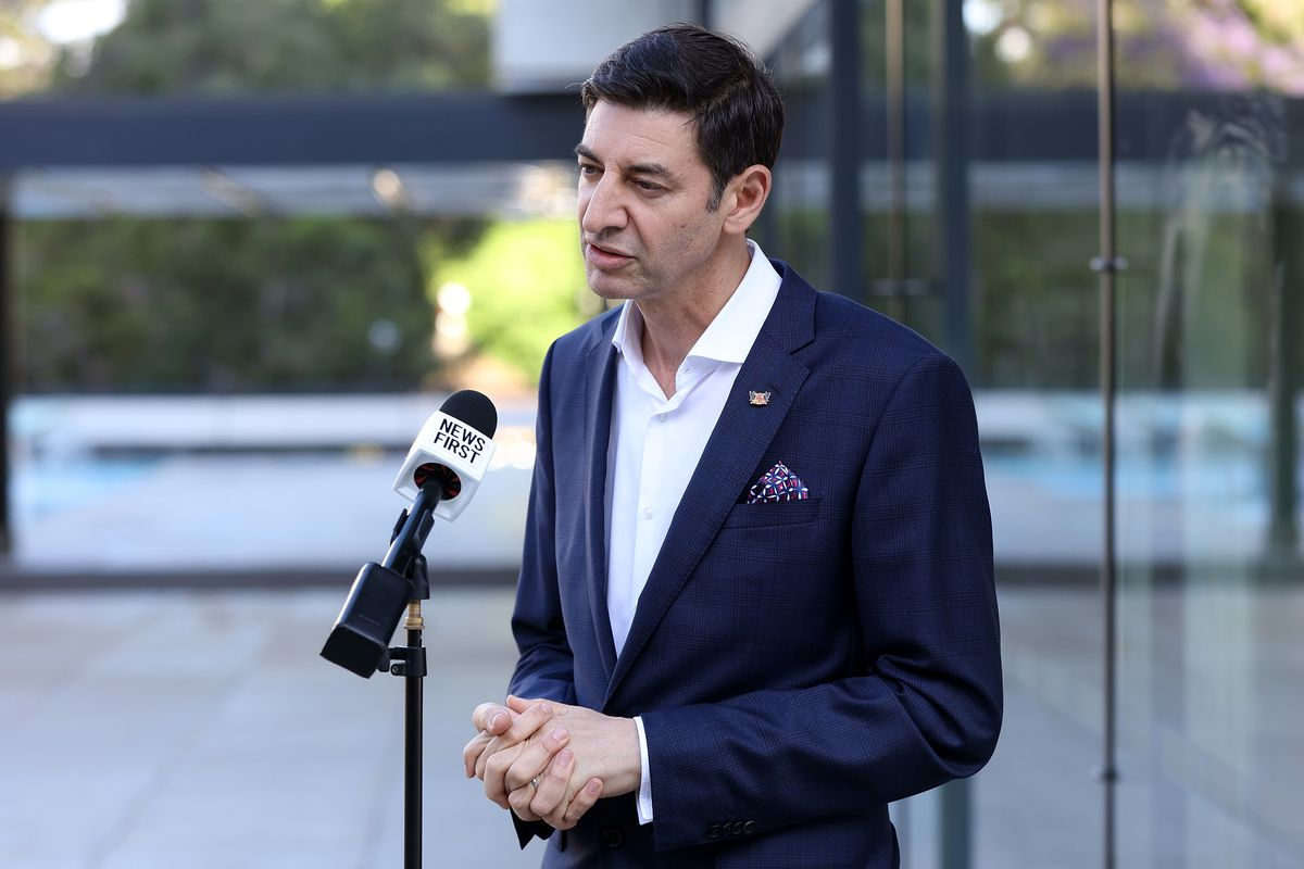 Perth Lord Mayor Basil Zempilas Attends Council Meeting Amid Criticism Over Transphobic Comments