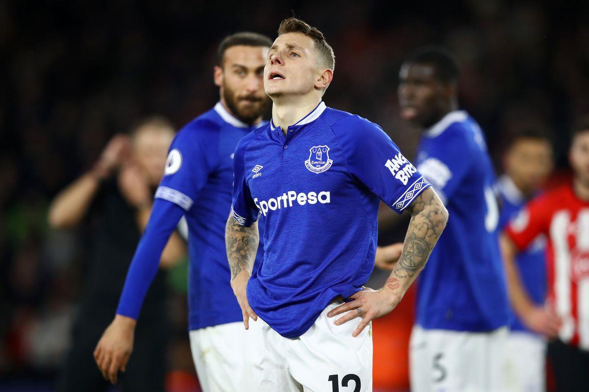 Lucas Digne - Everton FC - Premier League