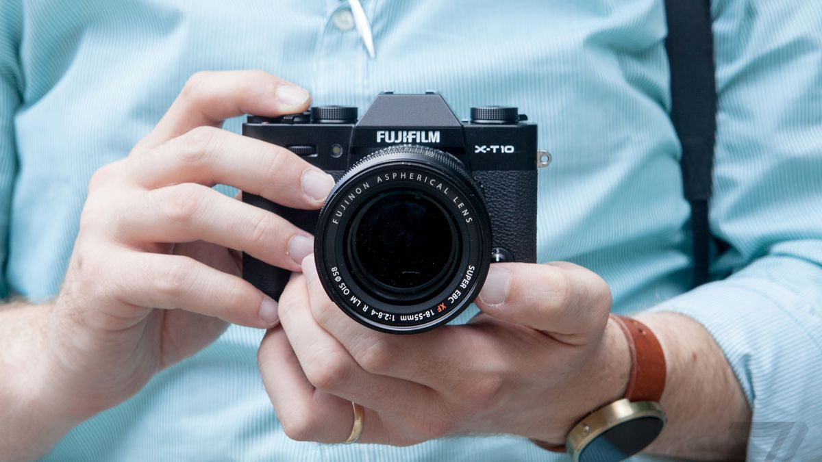 Fujifilm X-T10 review - The Verge