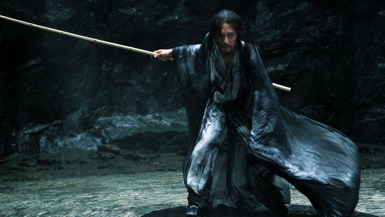 Zhang Yimou's action-fantasy Shadow sets gorgeous action in