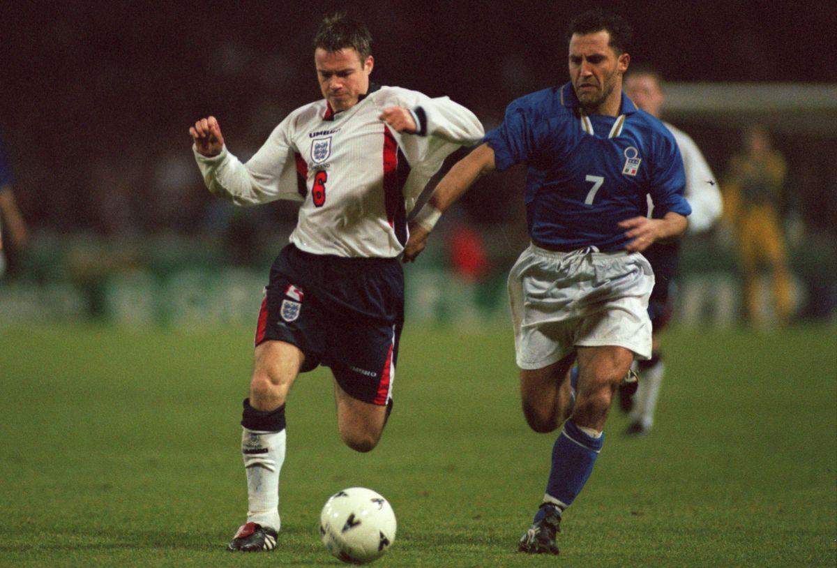 International Soccer - World Cup Qualifier - England v Italy
