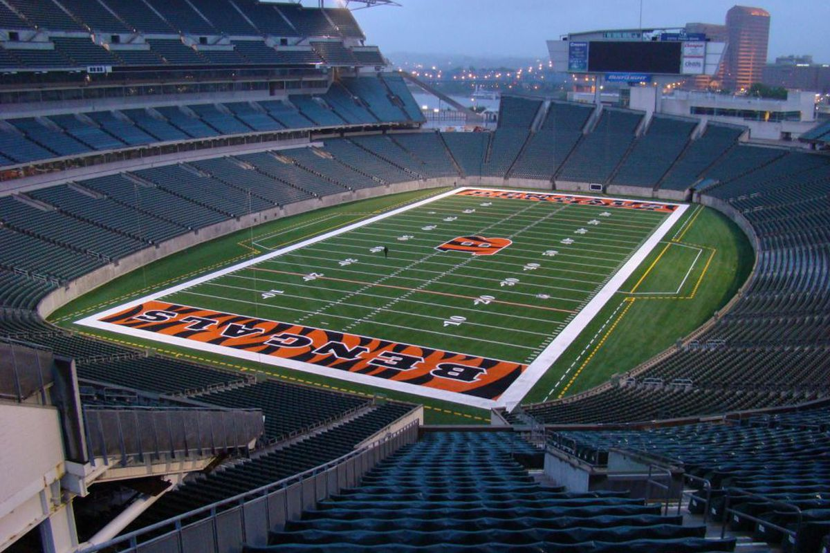 paul brown stadium one of few without corporate sponsorship cincy