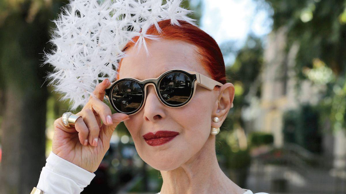 ed3403c29438 Fashion and Beauty Secrets From LA s Most Stylish Older Women ...