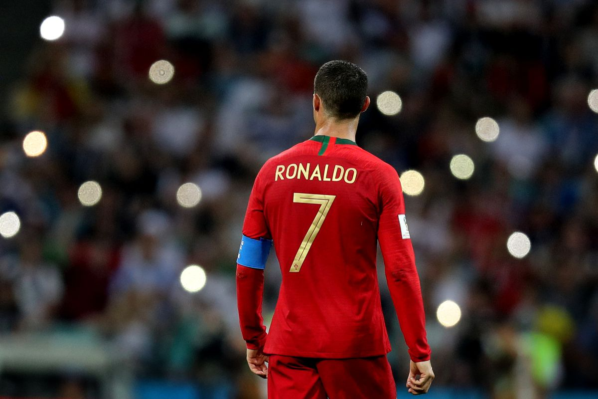 check out f341d dd46d World Cup 2018: Ronaldo's goal, schedule, scores, highlights ...
