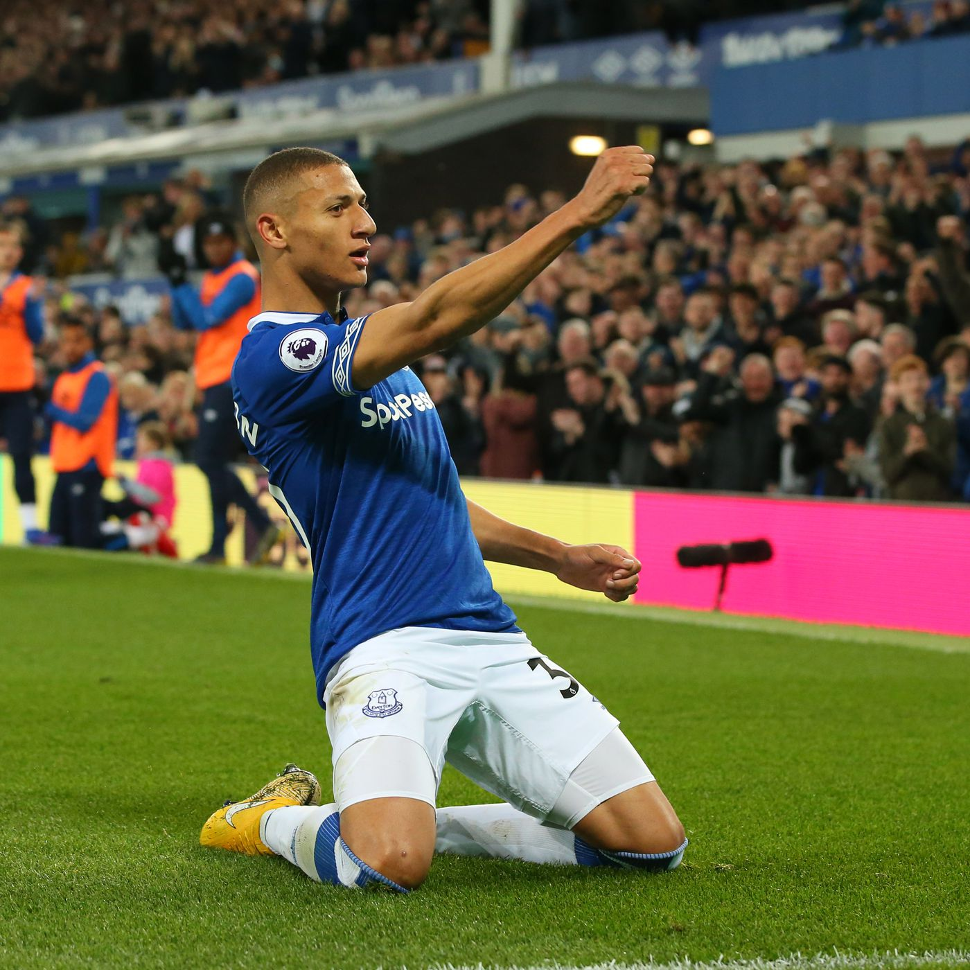 2018-19 Everton Report Cards: Richarlison - Royal Blue Mersey
