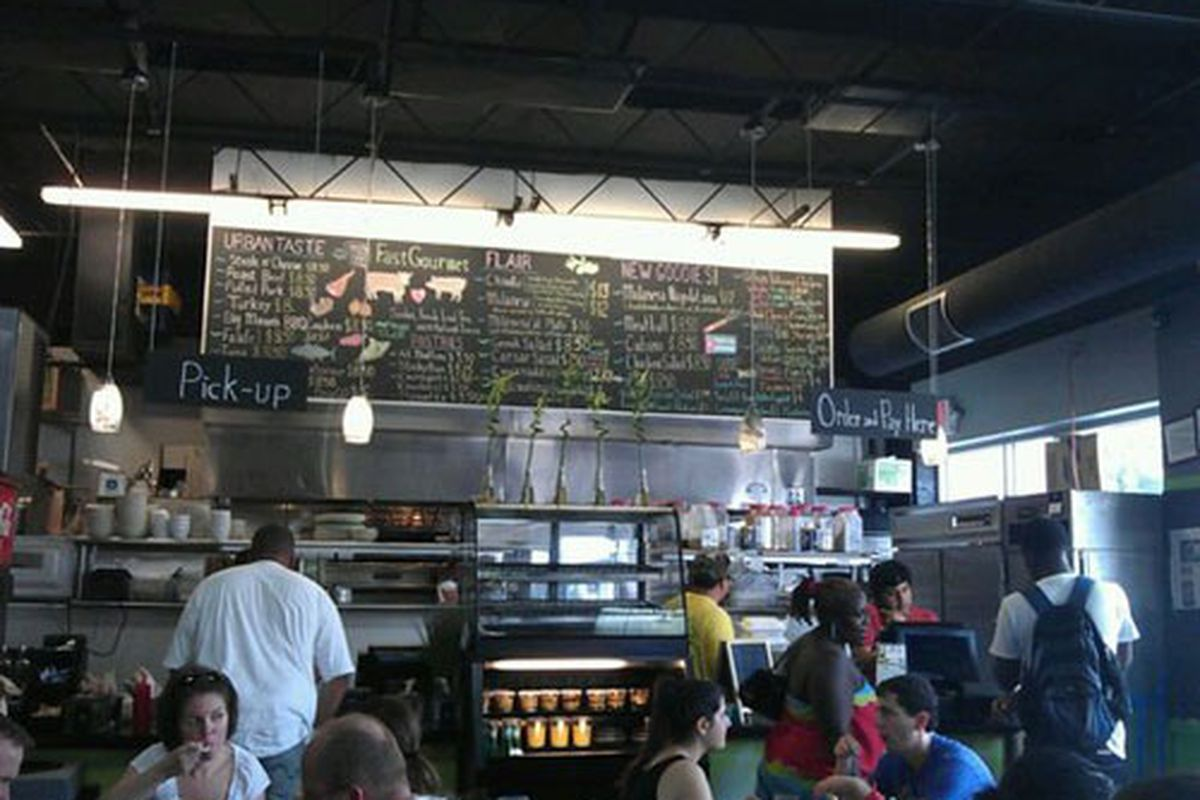 Fast Gourmet, a gas station sandwich shop beloved for its cheap eats.