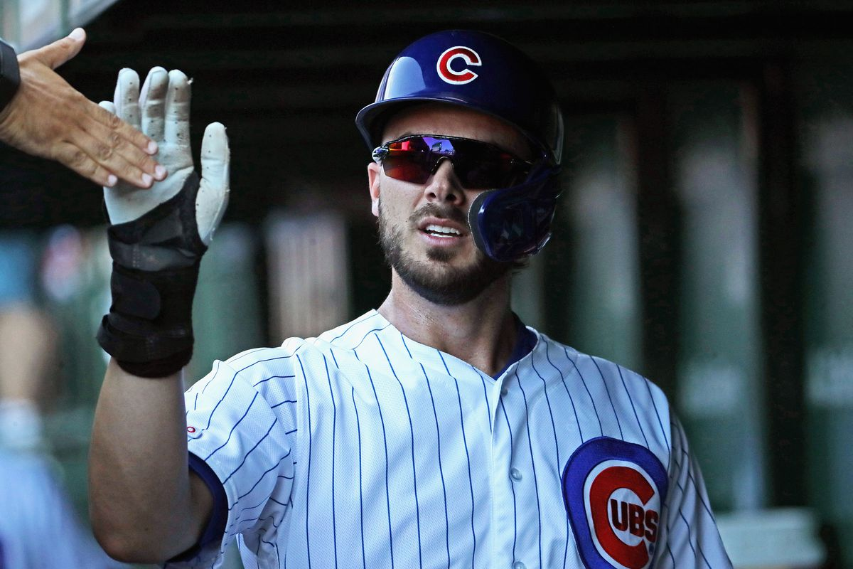 The Cubs plan to make Kris Bryant their leadoff hitter, even while they leave open the possibility of trading him.