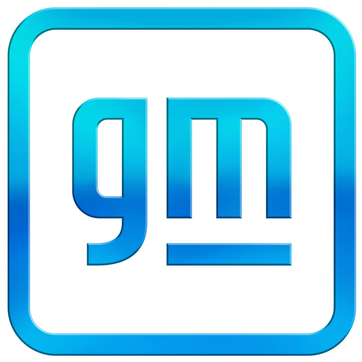Gm Unveils New Logo To Emphasize Its Pivot To Electric Vehicles The Verge