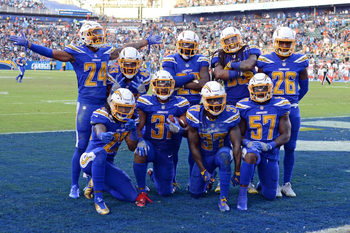 Poll What Is Your Favorite Nickname For The Chargers