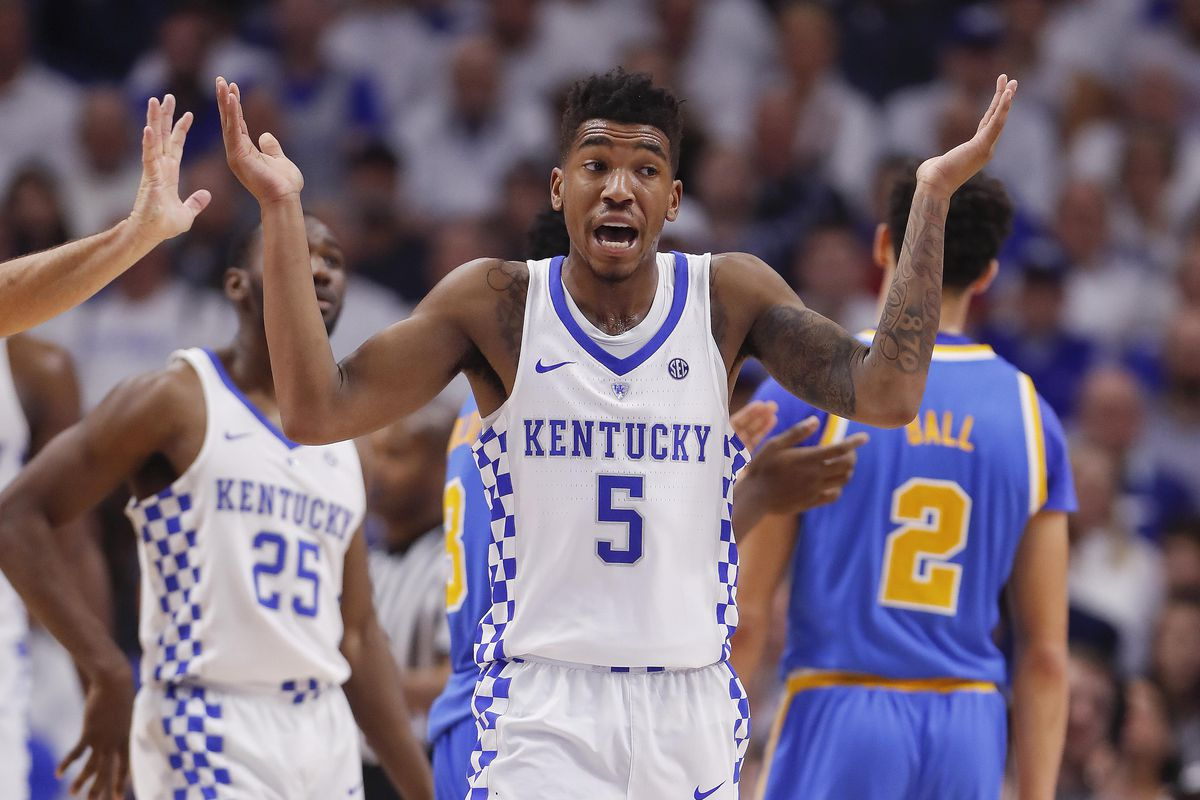 Kentucky Wildcats Basketball Vs Centre Game Time Tv: Kentucky Basketball Vs NKU Game Time, TV Channel And