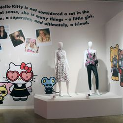 It's safe to say Hello Kitty is a celebrity in her own right.