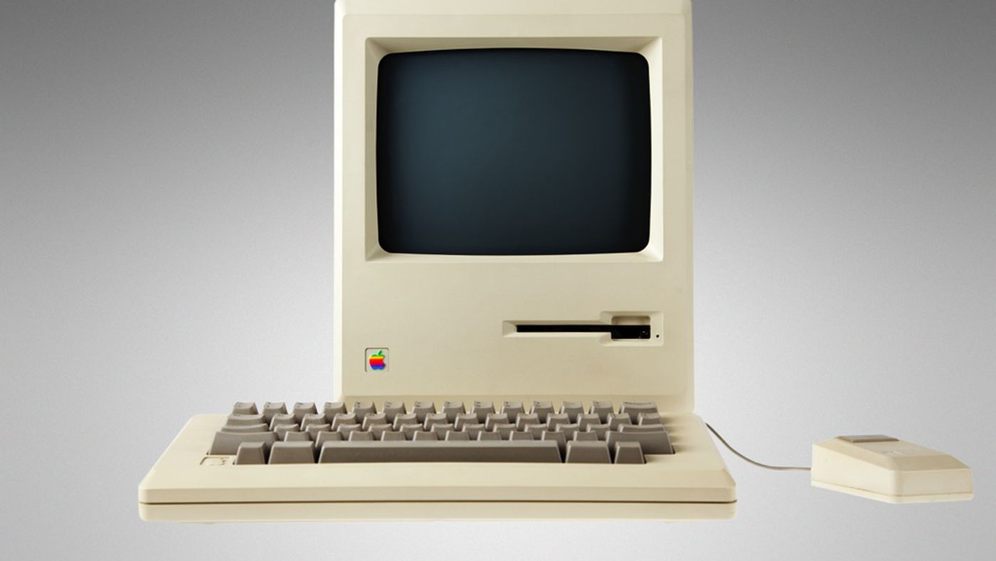 The Mac turns 30: a visual history - The Verge