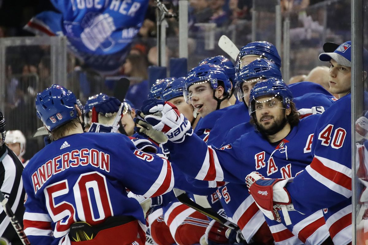 low cost 1999d 5b124 A Timeline of the New York Rangers Rebuild - Blueshirt Banter