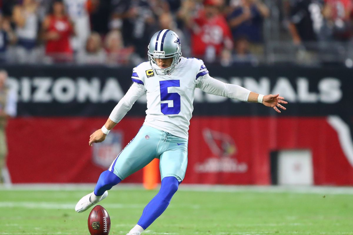 Cowboys kicker Dan Bailey out weeks with groin strain