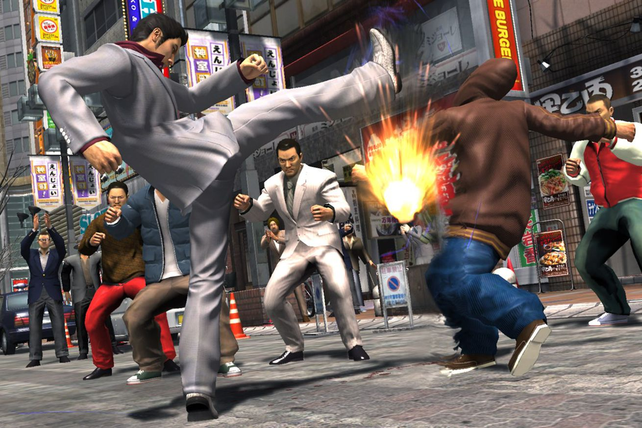 Now is the best time to play the Yakuza series (on Xbox)