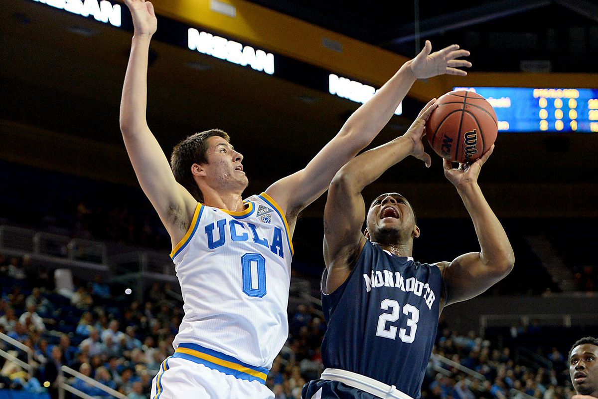 Alex is certainly not UCLA's best player, but he is the one guy whose effort you can't question