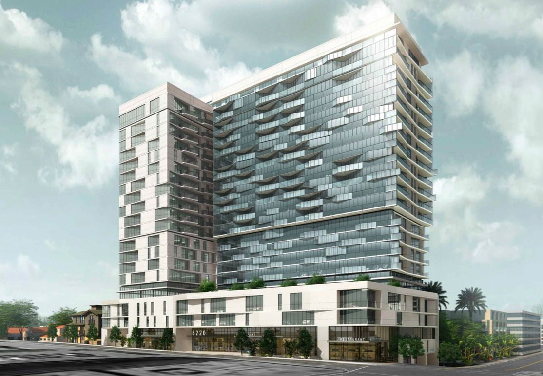 Rendering of Yucca Argyle project