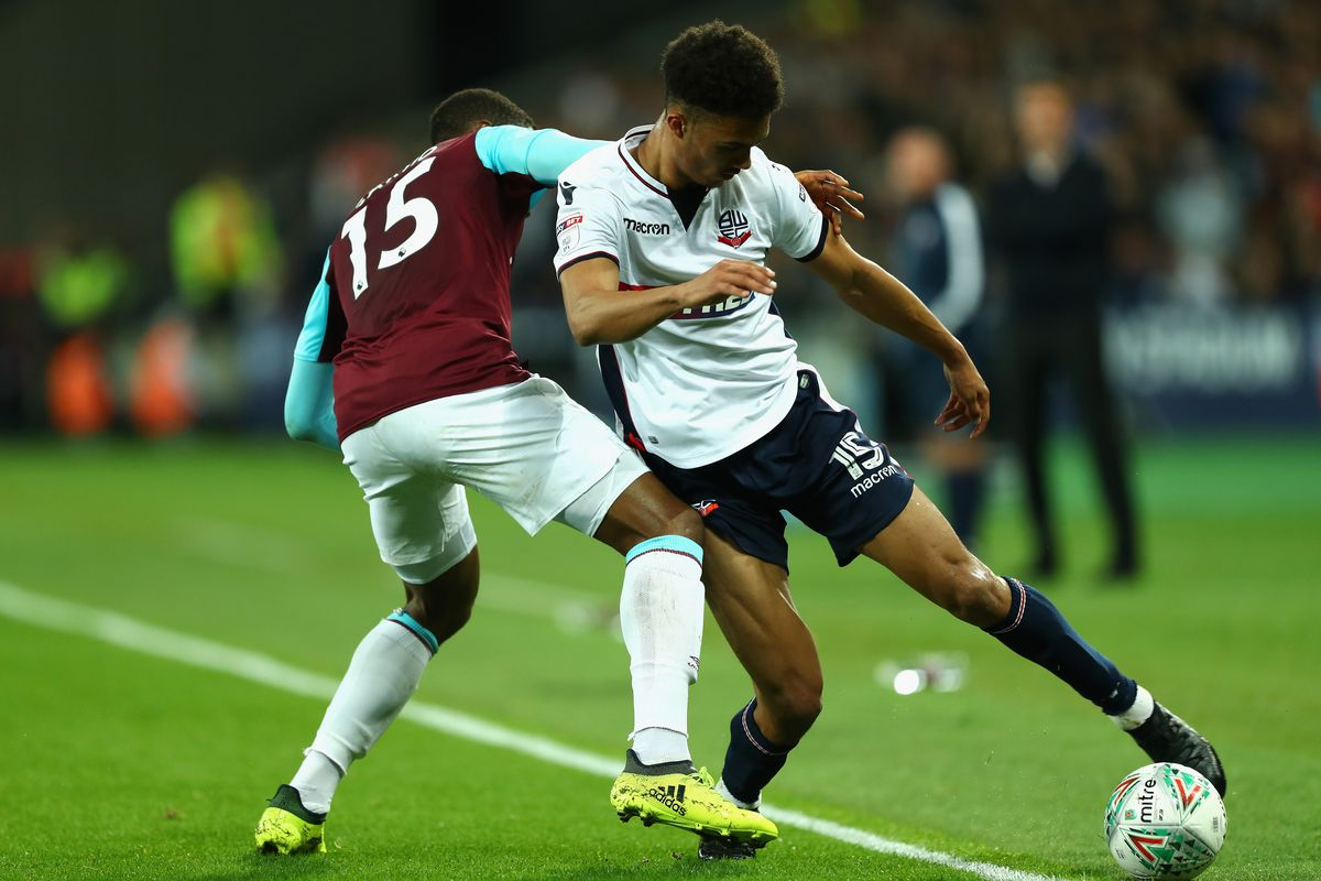 West Ham's Slaven Bilic disappointed with Tottenham defeat but praises fighting spirit