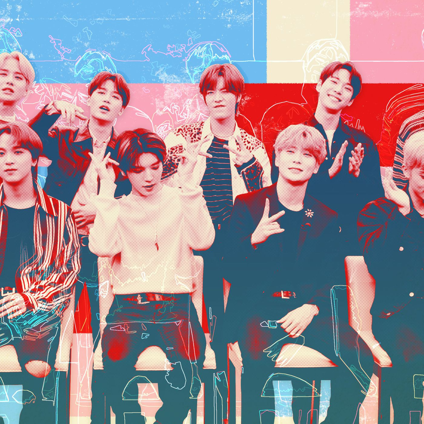 If Bts Broke The K Pop Mold Nct Is Creating A New One The Ringer