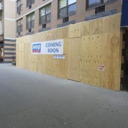 """IHOP via <a href=""""http://evgrieve.com/2011/07/and-now-your-ihop-plywood-on-east-14th.html"""" rel=""""nofollow"""">EVG</a>"""