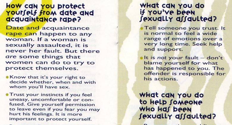 Teaching Women To Avoid Rape Works But Its Controversial Vox