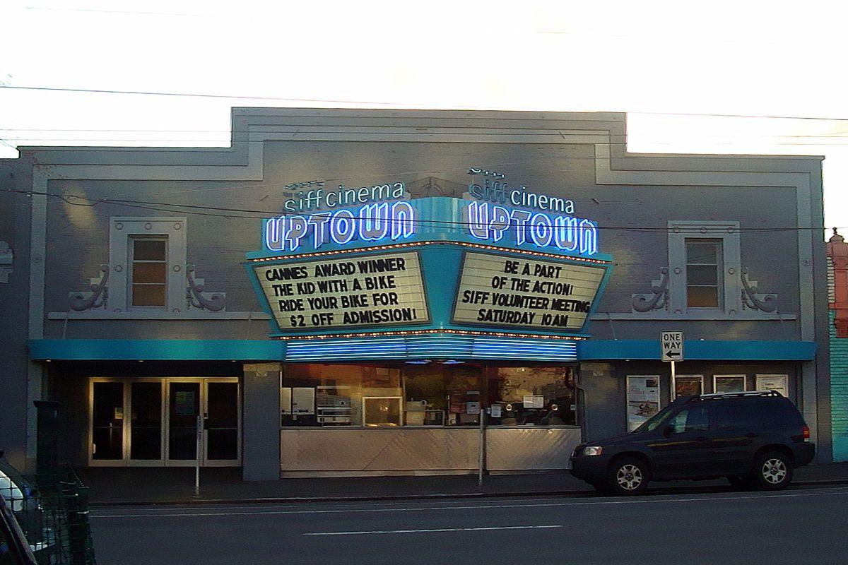 SIFF Cinema Uptown.