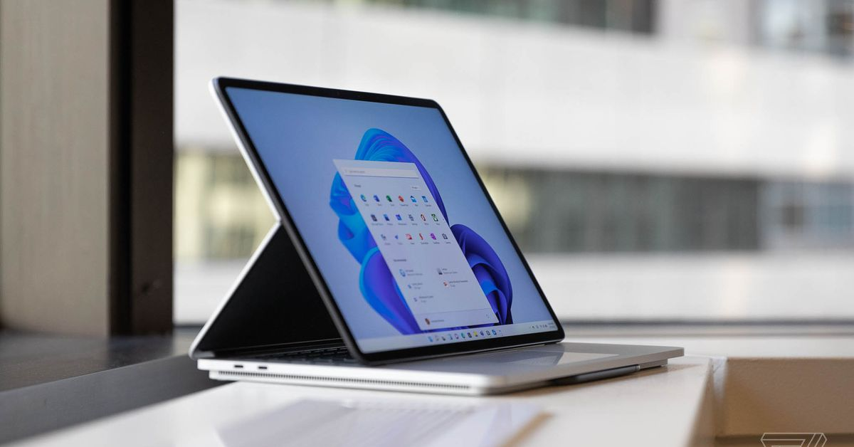 Surface Laptop Studio isn't as original as Microsoft would have you believe