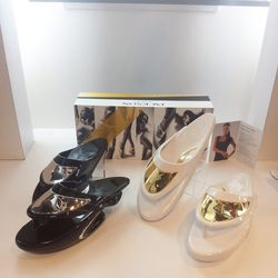 Michael Jackson's only Japanese backup dancer is a fan of these Shape Up-like shoes.