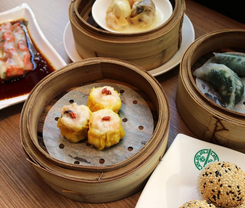 Dim Sum from Tim Ho Wan
