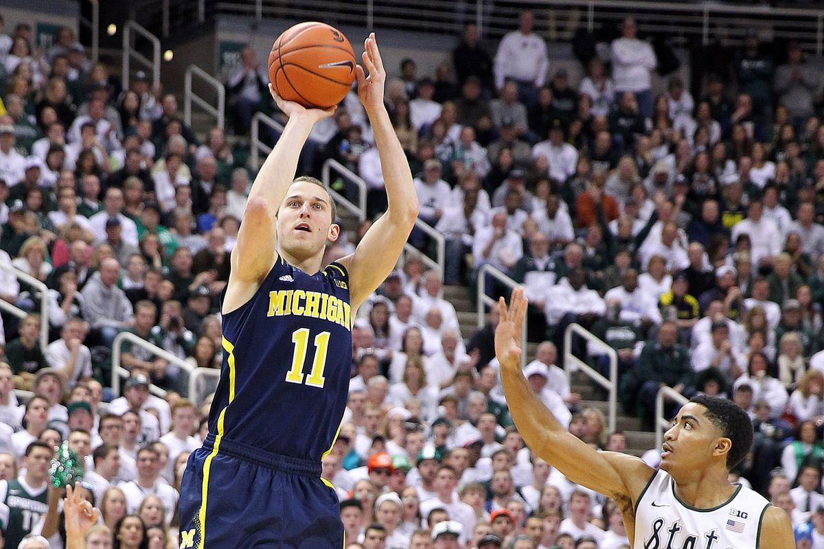 Stauskas may have shot Michigan into the driver's seat.