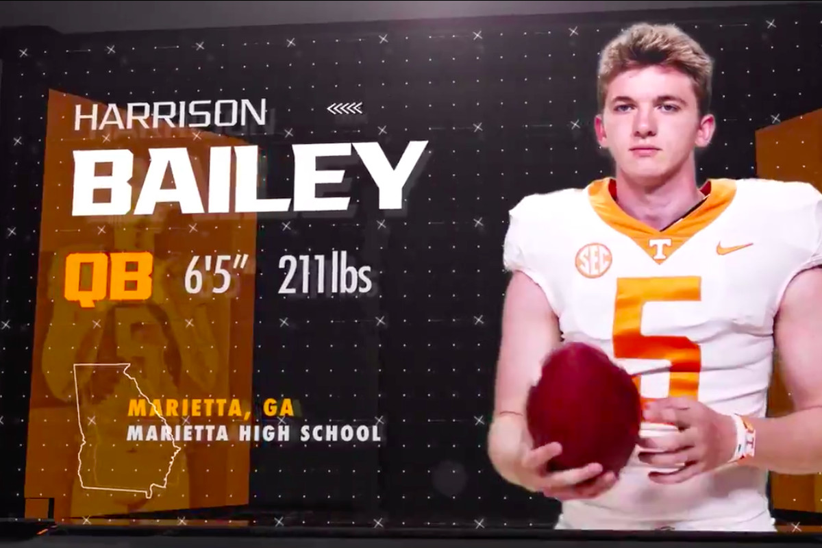 Vols Recruiting Early Signing Period