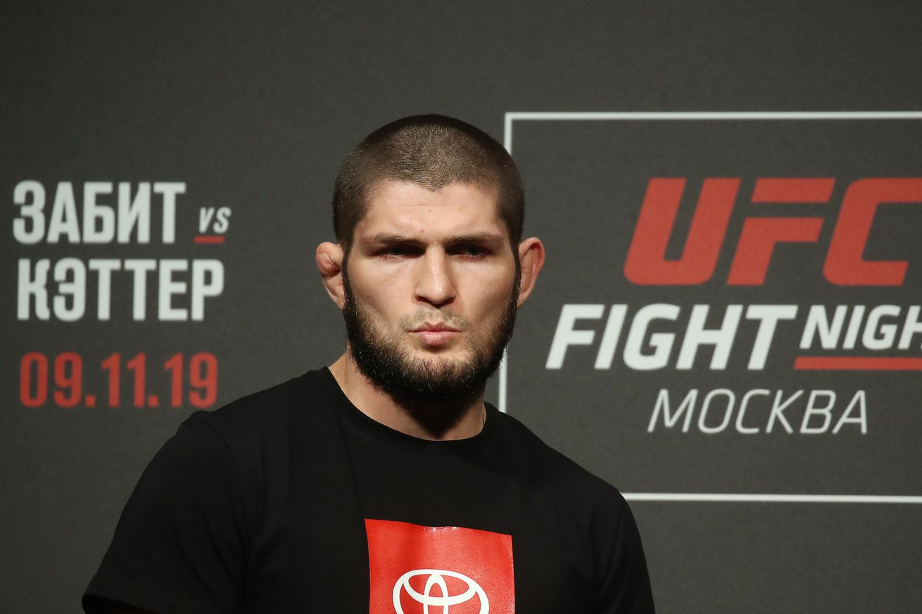 Weigh-in ahead of UFC Fight Night 163 in Moscow