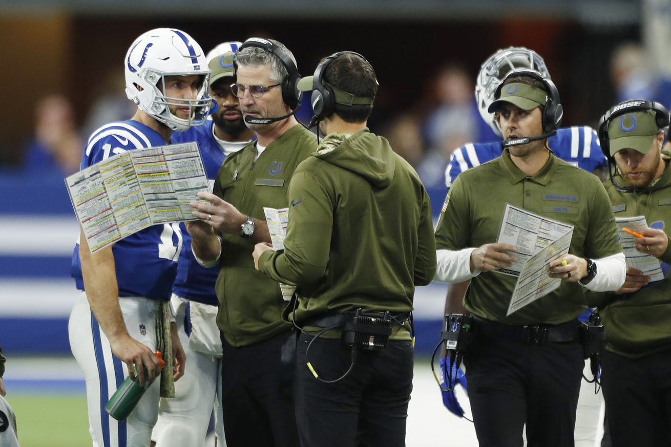 Frank Reich's Best and Worst Calls in Colts vs Jaguars week 10