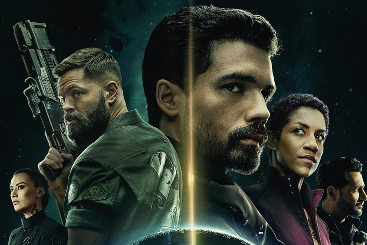 Amazon has renewed The Expanse for a fifth season - The Verge
