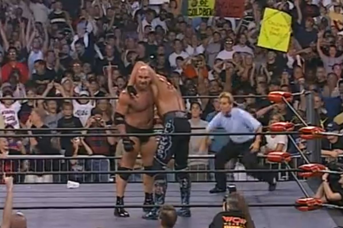 Remembering WCW's stupidity (part two) - Cageside Seats