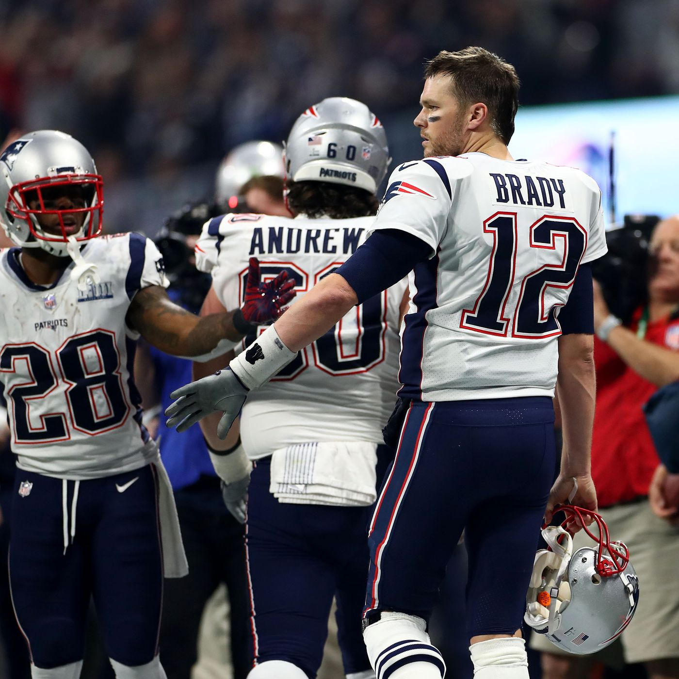 James White was better with 2019 Super Bowl predictions than Tony ...