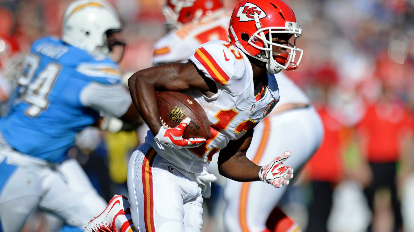 Chiefs De Anthony Thomas Says He S Still Recovering From