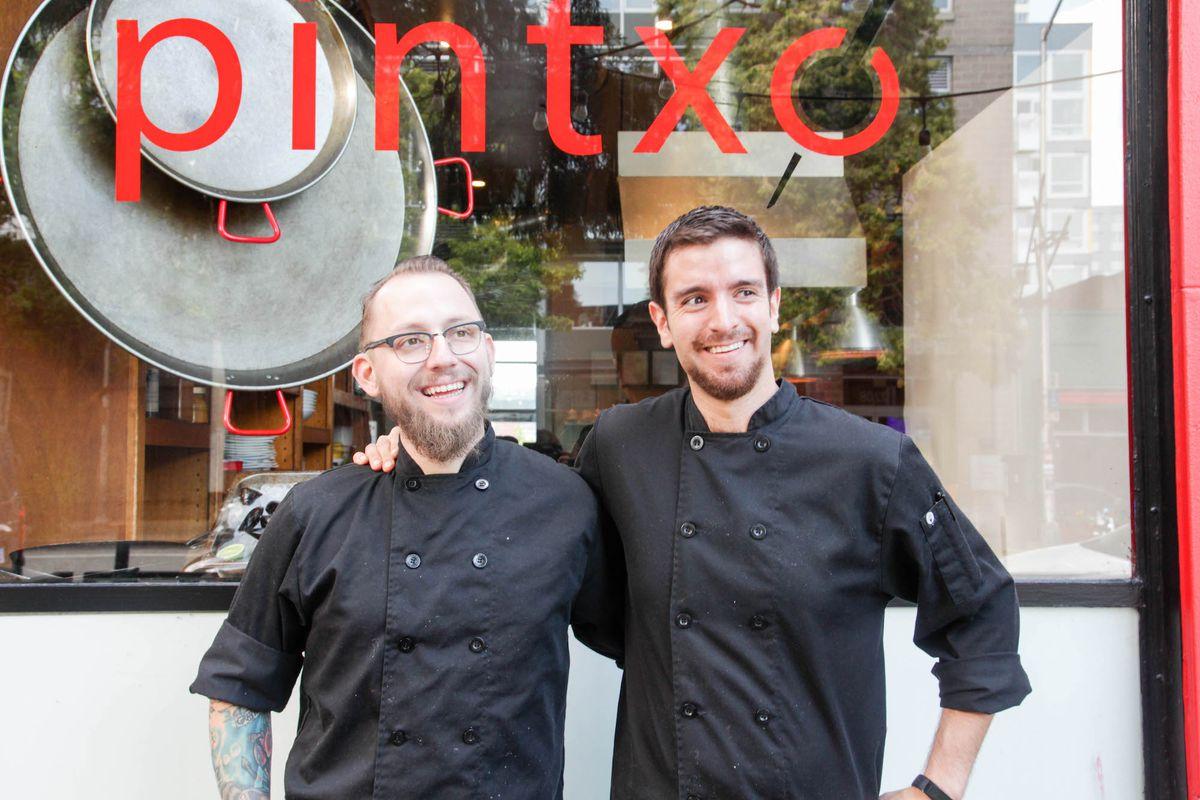 pintxo chefs courtesy of