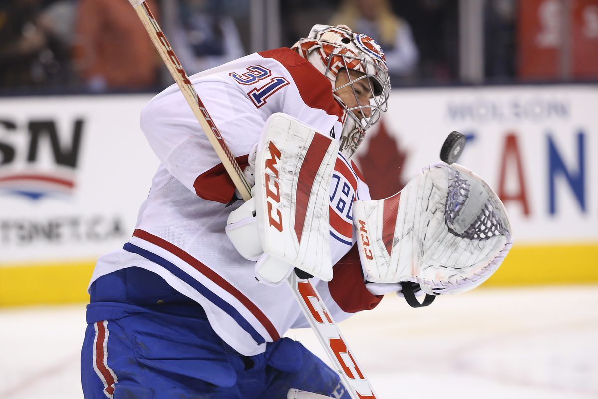 Yes, this guy comes out on top of the goalie match-up