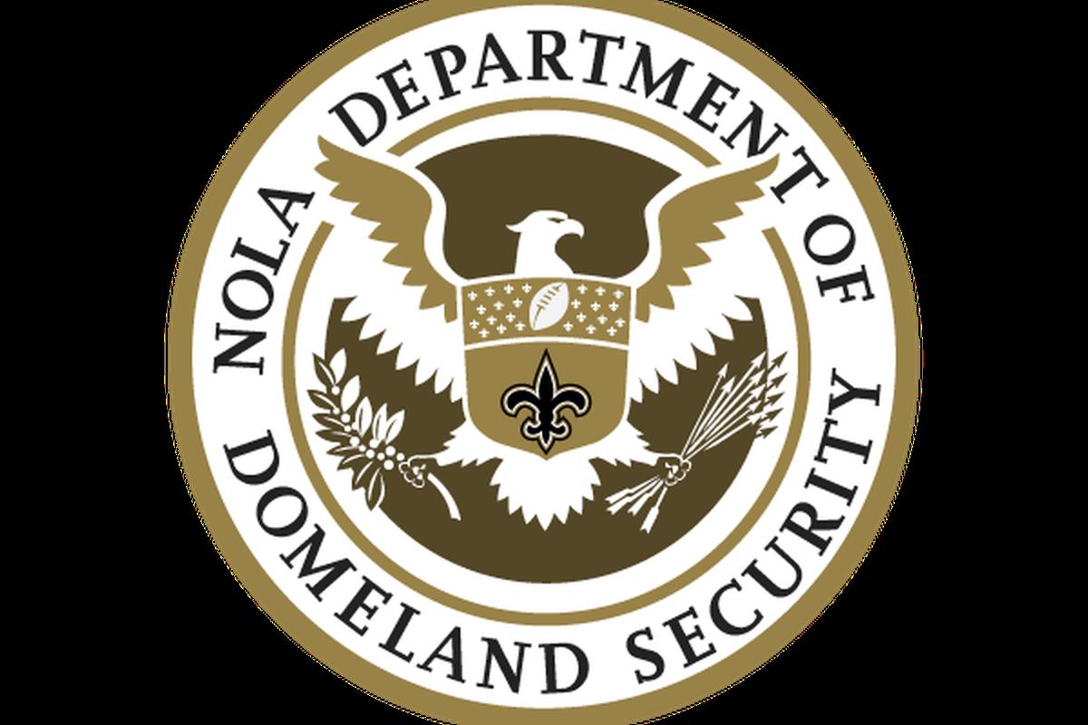 Saints ota recap department of domeland security gives saints tyler morgan buycottarizona Choice Image