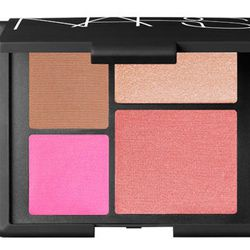 "<b>Nars</b> Limited Edition Adult Content Blush Palette, <a href=""http://www.narscosmetics.com/the-latest/what-s-new/~/adult-content-blush-palette"">$49</a>"